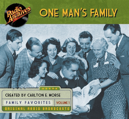 One Man's Family, Volume 1