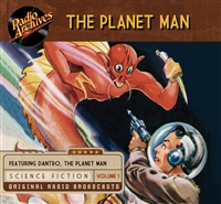 The Planet Man, Volume 1