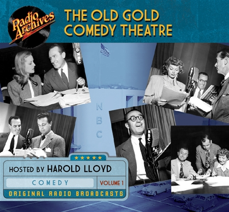 The Old Gold Comedy Theatre, Volume 1
