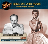 Birds Eye Open House, starring Dinah Shore