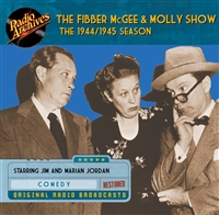 The Fibber McGee and Molly Show, The 1944/1945 Season