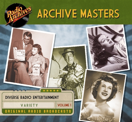 Archive Masters, Volume 1