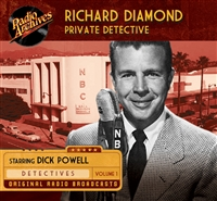 Richard Diamond, Private Detective, Volume 1
