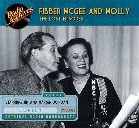 Fibber McGee and Molly - The Lost Episodes, Volume  1