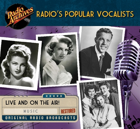 Radio's Popular Vocalists, Volume 1