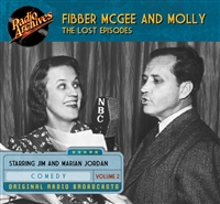 Fibber McGee and Molly - The Lost Episodes, Volume  2