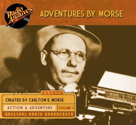 Adventures by Morse, Volume 3