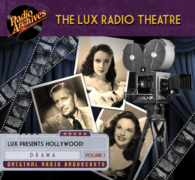 Lux radio theatre. Comedy tonight download books on tape | drama.