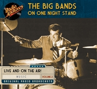 The Big Bands on One Night Stand, Volume 2