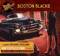 Boston Blackie, Volume 4