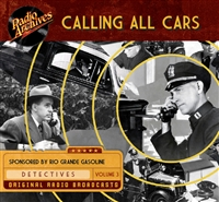 Calling All Cars, Volume 3