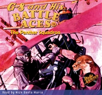G-8 and His Battle Aces Audiobook #12 The Panther Squadron