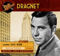 Dragnet, Volume 1