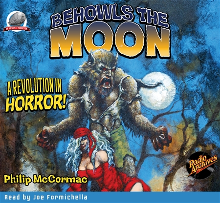 Behowls the Moon by Philip McCormac Audiobook