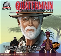 Quatermain The New Adventures Audiobook Volume 5