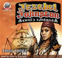 Jezebel Johnston Audiobook Birth of a Buccaneer