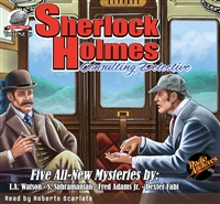 Sherlock Holmes - Consulting Detective Audiobook Volume 13
