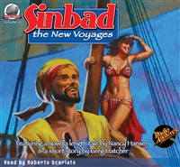 Sinbad The New Voyages Audiobook Volume 6