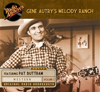 Gene Autry's Melody Ranch, Volume 1