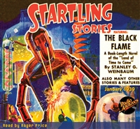 Startling Stories Audiobook January 1939