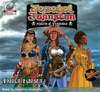 Jezebel Johnston Audiobook Sisters of Vengeance by Nancy Hansen