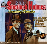Sherlock Holmes - Consulting Detective Audiobook Volume 15