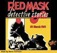 Red Mask Detective Stories Audiobook #1 March 1941