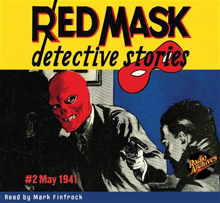Red Mask Detective Stories Audiobook #2 May 1941