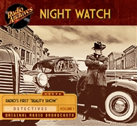 Night Watch, Volume 1