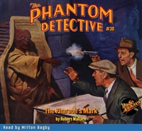 The Phantom Detective Audiobook #30 The Pharaoh's Mark