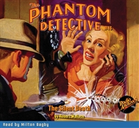 The Phantom Detective Audiobook #46 The Silent Death
