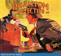 The Phantom Detective Audiobook #47 The Murder Caravan