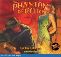 The Phantom Detective Audiobook #48 The Torch of Doom