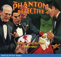 The Phantom Detective Audiobook #53 The Beast-King Murders