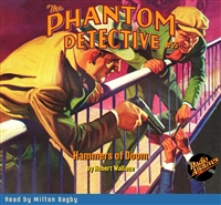 The Phantom Detective Audiobook #55 Hammers of Doom