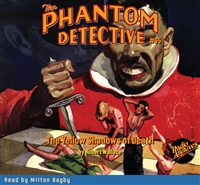The Phantom Detective Audiobook #65 The Yellow Shadows of Death