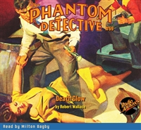 The Phantom Detective Audiobook #69 Death-Glow
