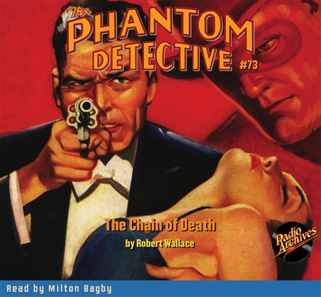 The Phantom Detective Audiobook #73 The Chain of Death