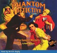 The Phantom Detective Audiobook #79 The Sampan Murders