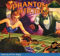 The Phantom Detective Audiobook #80 The Phantom Strikes Back