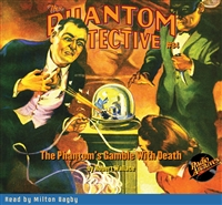 The Phantom Detective Audiobook #84 The Phantom's Gamble With Death