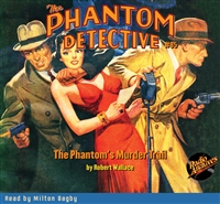 The Phantom Detective Audiobook #85 The Phantom's Murder Trail