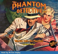The Phantom Detective Audiobook #97 Murder Calls the Phantom