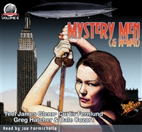 Mystery Men & Women, Volume 6 Audiobook