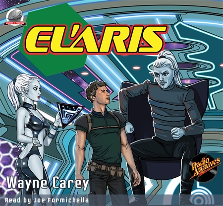 El'aris by Wayne Carey Audiobook