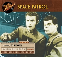 Space Patrol, Volume 1