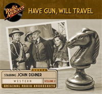 Have Gun, Will Travel, Volume 2