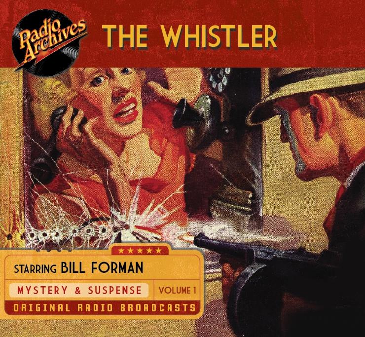 Whistler, Volume 1 - 10 hours [Audio CDs] #RA134