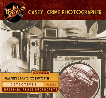 Casey, Crime Photographer, Volume 1