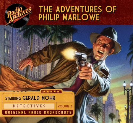 The Adventures of Philip Marlowe, Volume 2